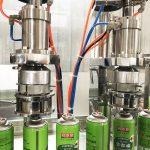 エーロゾルはブタンのガスカートリッジのための充填機できます