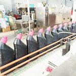 自動防錆トイレクリーナー液体充填機