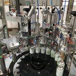 エアロゾルスプレー式塗料充填機メーカー