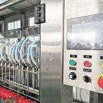 手の消毒剤の液体の充填機の自動手の消毒剤の注入口