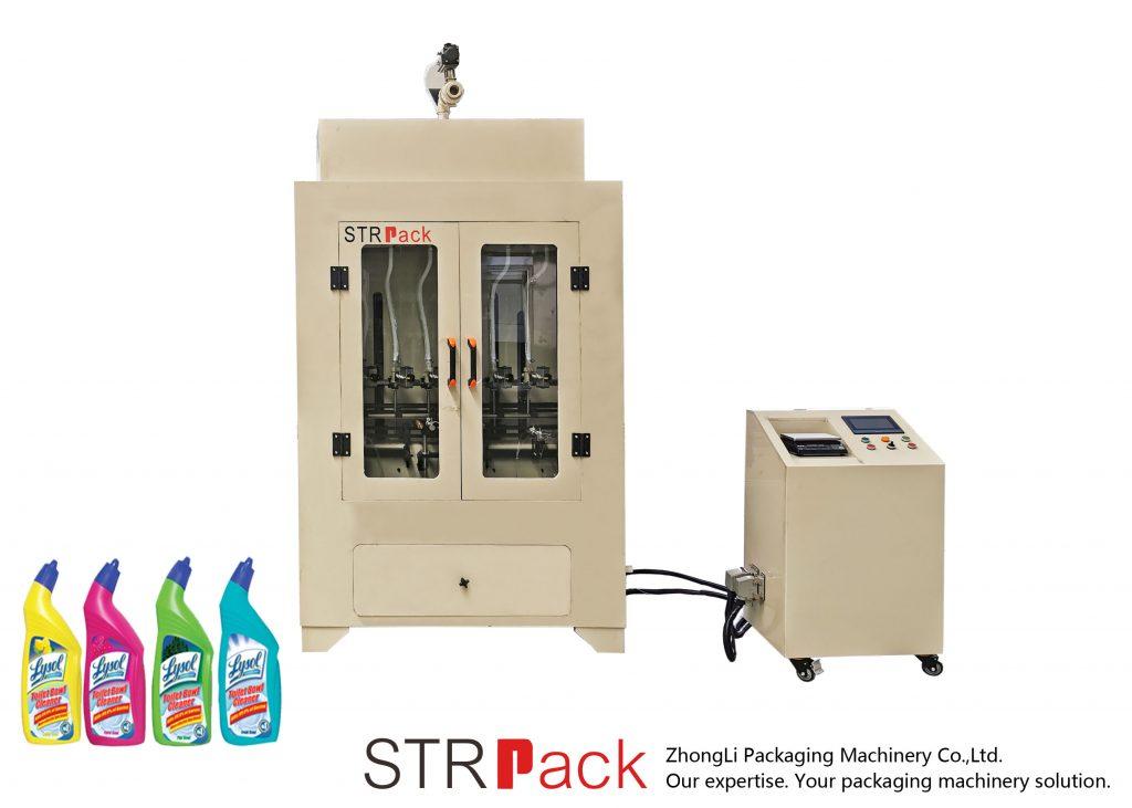トイレクリーナー液体充填機